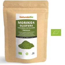 Moringa O. Poudre Bio Vegan Riche Vitamine Acides aminés Oméga Anti oxydant 1kg
