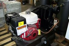 Chicago Pneumatic  Air compressor HONDA gas, two stage, NEW other