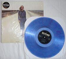 """2012 The Beyond - 12"""" Soundtrack Mondo OST Clear Blue Colored Vinyl LP"""