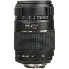 Tamron AF 70-300mm DI LD Macro Lens Canon Brand New With Shop Agsbeagle