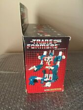 Transformers G1 1985 ULTRA MAGNUS (rubber Wheels) MIB complete hasbro takara WOW