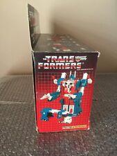 Transformers G1 1985 ULTRA MAGNUS (rubber Wheels) MIB complete hasbro takara WOW