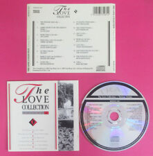CD Compilation The Love Collection Volume Four LEO SAYER ABBA no mc lp(C44)