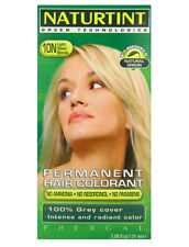Naturtint Permanent 10n Light Dawn Blonde 165ml 9 PK