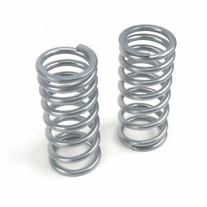250-300lbs Progressive 255mm Tall  Coil Over Spring Set for 337 shock xtreme