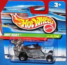 HOT WHEELS Treasure Hunt 1999 HOT SEAT super modello MOC