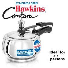 Stainless Steel Hawkins Contura Pressure Cooker Steamer 2 L