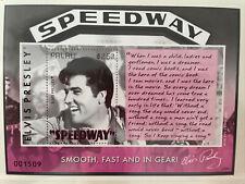 Elvis Presley Postage Stamp Arch Mint Unused Speedway No. K06
