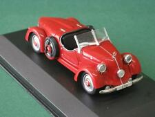Mercedes Benz 150 Sport Roadster 1935 rot 1:43 Ixo Modellauto DeAgostini