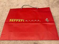 Ferrari Store Bag - LARGE!!