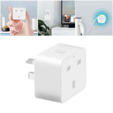 Wifi Smart UK Plug Socket Switch Timer APP Remote For Alexa Google Home hot #r