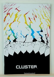 Boom Studios Cluster Variant Limited Cover Comic #3 NM 1/ 10