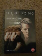 The Undoing DVD - HBO - Nicole Kidman, Hugh Grant - EXCELLENT CONDITION