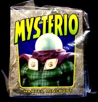 Mysterio Bust Statue 2002 Spider-man Bowen Factory Sealed Marvel Amricons