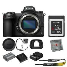Cámara digital Nikon Z sin espejo (solo Cuerpo)