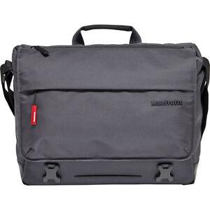 Manfrotto Lifestyle Manhattan Speedy-10 Camera Messenger Bag Mfr # MB MN-M-SD-10