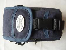 Kameratasche, Fototasche, Etui,unbenutzt, mit Trageriemen und Außentasche 16x9cm