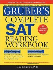 Gruber's Complete SAT Reading Workbook-ExLibrary