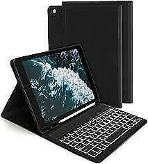 iPad Air/Air2/Pro9.7  Smart Bluetooth Keyboard With Foldable Case