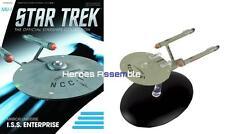 Star Trek Doctor Collection M1 Espejo Universo ISS Enterprise EAGLEMOSS #50