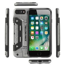 Iron Man Armor Hybrid Rugged Impact Case KickStand For Apple iPhone 8/7/6 Plus/X