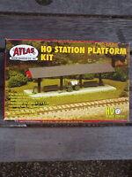 Atlas HO Station Platform  Kit :  Building KIT HO Scale (1:87) NEW