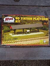 Atlas HO Kit Station Platform ATL 707