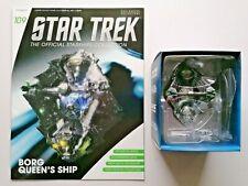 Eaglemoss - Star Trek Starship Collection - Issue 109 - Borg Queen's Ship