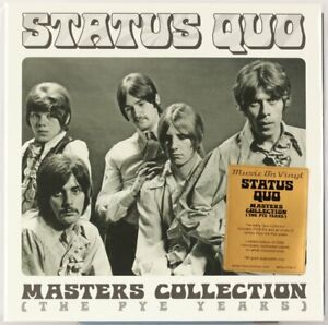 Status Quo, Masters Collection (The Pye Years)  Vinyl Record *NEW*