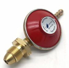 PROPANE GAS REGULATOR 37mbar STANDARD SCREW TYPE 1.5 kg/h Fits Calor  / Flogas