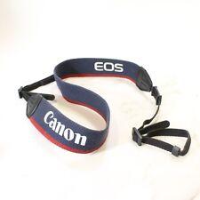 """Canon EOS DSLR Camera Neck Straps 3/8"""" Nylon & Canvas Camera Straps (SCEOS3-8N)"""