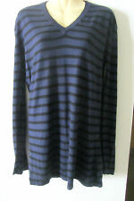 TWIN SET SIMONA BARBIERI SILK/WOOL/CASHMERE top , size XL, 10-12