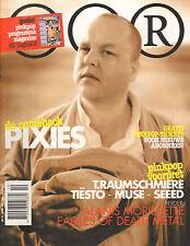MAGAZINE OOR 2004 nr. 10 - MUSE / ALANIS MORISSETTE / PIXIES / DJ TIËSTO