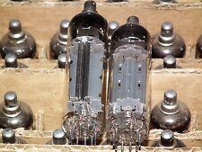 100 pcs Ey88 6Al3 Ei Yugoslavia - Philips Nos in original service packaging box