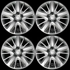 "4 New 2014 15 16 17 IMPALA LS 18"" Bolt On Wheel Covers Hub Caps Full Rim Skins"