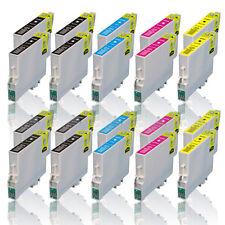 20 komp. für EPSON Stylus DX4400 DX4450 DX6050 DX7000 DX7400 DX7450 DX8400 SX205