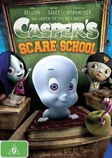 Casper's Scare School - DVD Region 4 + Region 2