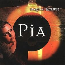 Magical Eclipse CD by Pia