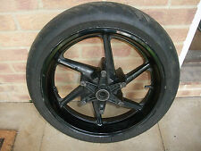 HONDA CBR600 F2 FRONT WHEEL AND TYRE