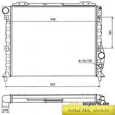 Kühler, Motorkühlung ALFA ROMEO 164 (164) 2.0 T.S.