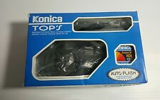 Konica Top's 34mm Motorized Full-Frame Compact Camera