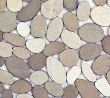 mosaikfliesen aus naturstein f r au enbereich g nstig kaufen ebay. Black Bedroom Furniture Sets. Home Design Ideas