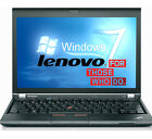 Lenovo ThinkPad X230 12,5 Zoll 250 GB,Intel Core i5 3.Gen, 2,60GHz, 4GB WEBCAM