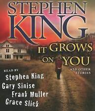 It Grows on You: And Other Stories by Stephen King (CD-Audio, 2009)