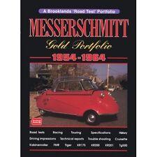 Messerschmitt Gold Portfolio 1954-1964 book paper