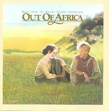 out of Africa Various Artists 1988 CD
