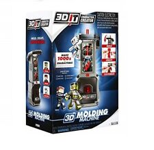 3DIT Character Creator Molding Machine  - Brand New & Boxed