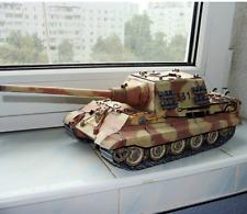 German tiger hunt heavy tank destroyer 1:25 tiger hunting TD 3D Paper model kit