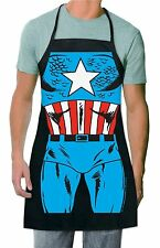 Marvel DC Comic Captain America Superhero Creative Funny Cooking Apron