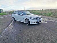 Mercedes C220 Estate AMG